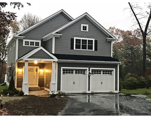 11 Crown Ridge Road, Wellesley, MA